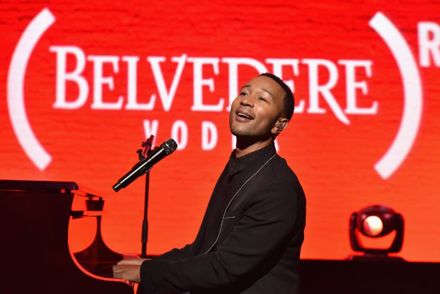 Belvedere Presents One Night for Life with John Legend at the Apollo Theater